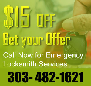 Arvada Locksmiths Coupon